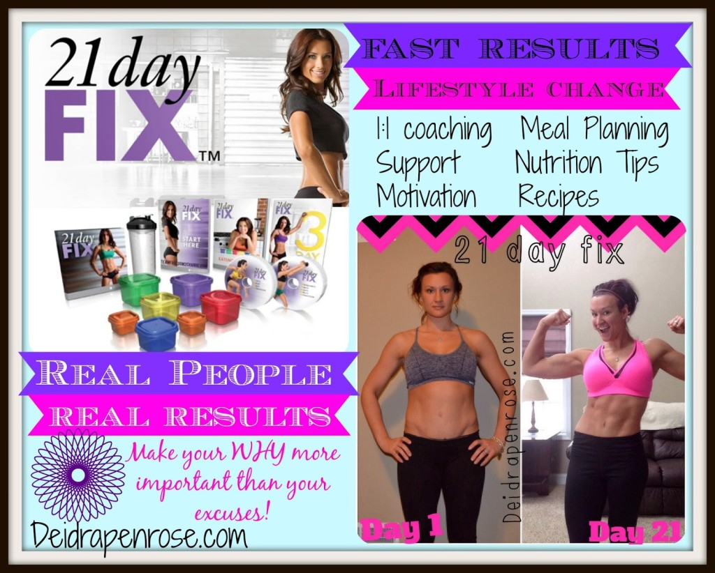 21 Day Fix Home Fitness Program With Autumn Calabrese