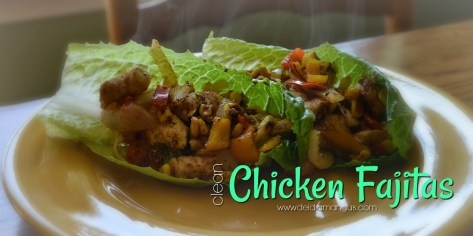 Clean Chicken Fajitas, 80 Day Obsession recipe, 21 Day Fix recipes, 21 day fix approved, 80 Day obsession approved, postpartum weight loss journey, weight loss after baby, lettuce, chicken recipes, healthy taco recipes, lettuce wraps, vegetables, elite beachbody coach, successful beachbody coach, weight loss journey, healthy dinner recipes, easy lunch recipes, Deidra Mangus, healthy pregnancy, 15 minute healthy recipes, easy chicken recipe