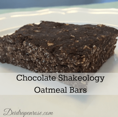 Deidra Penrose, chocolate shakeology bars, clean eating recipes, healthy dessert recipe, NPC figure, fitness mom, healthy nurse, oatmeal recipes, superfoods, fitness goals,