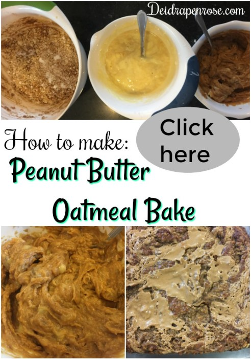 Deidra Penrose Mangus, Peanut butter oatmeal bake, peanut butter recipes, healthy peanut butter recipes, healthy breakfast recipes for family, healthy lifestyle, weight loss journey, military fitness, healthy nurse, top beachbody coach PA, elite team beachbody coach PA, healthy eating tips, healthy mom of 2, healthy mom of 5, healthy new mom tips, healthy eating ideas, lose 10 pounds