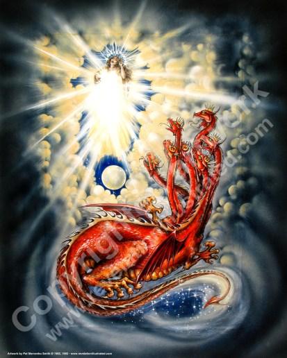 woman of revelation 12, holy spirit women, holy spirit mother, women image of the holy spirit