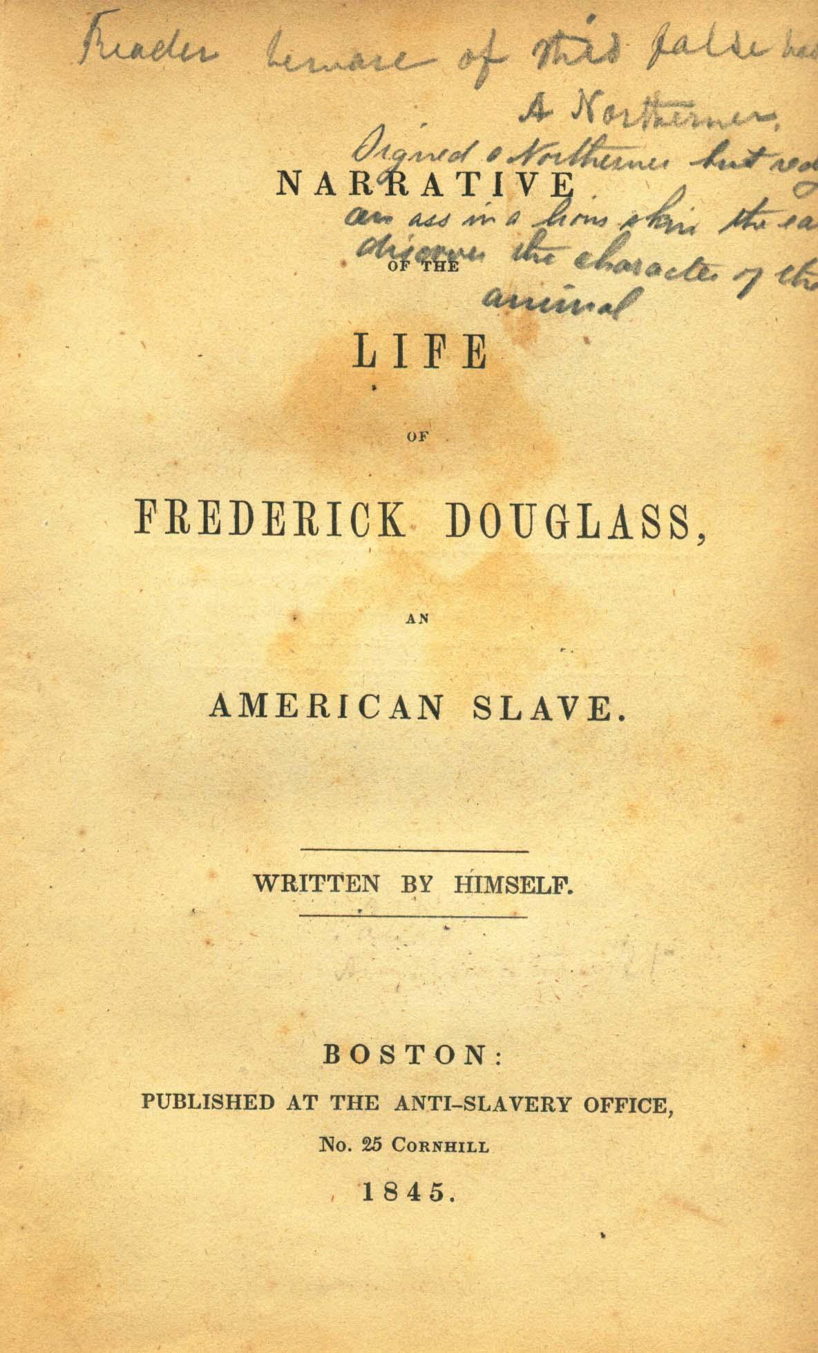 Abolition Of Slavery Homework