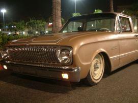 1962 Ford Ranchero Tiki