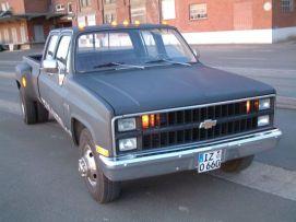 1983 GMC C3500