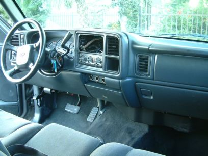 2001 Chevrolet K3500 8,1l Vortec Engine