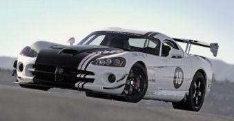 Dodge Viper Coupé ACR