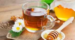 Tee mit Honig Naturheilkunde