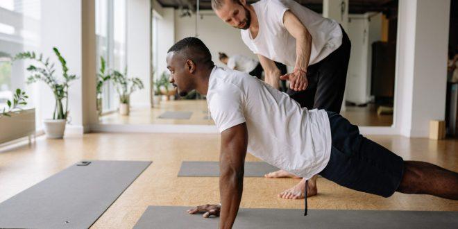 Worauf man in einem Yogastudio achten sollte