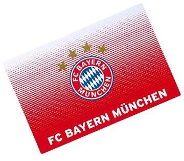 FC Bayern München Schreibunterlage / Schreibtischauflage / Unterlage FCB -