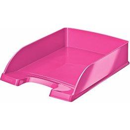 Leitz 52263023 Briefkorb WOW A4 pink metallic -