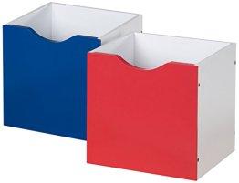 Roba 50755 - Boxen-Set Cube -