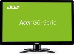 Acer G236HLBbid 58 cm (23 Zoll) Monitor (VGA, DVI, HDMI, Full HD, 5 ms Reaktionszeit, EEK A) schwarz -
