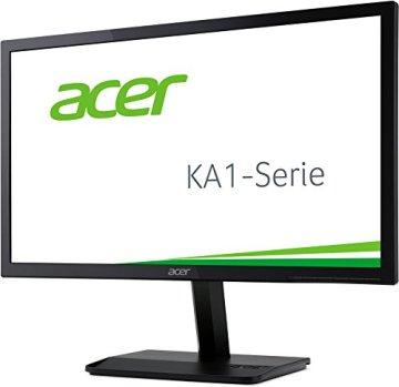 Acer KA271bid 69 cm (27 Zoll) Monitor (VGA, DVI, HDMI, 5ms Reaktionszeit) schwarz -
