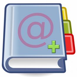 Adressbuch -