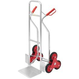 Aluminium-Sackkarre Treppensteiger, Tragkraft 150 kg -