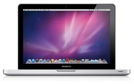 Apple MacBook Pro MD313D/A 33,8 cm (13,3 Zoll) Notebook (Intel Core i5-2435M, 2,4GHz, 4GB RAM, 500GB HDD, Intel HD 3000, Mac OS) -