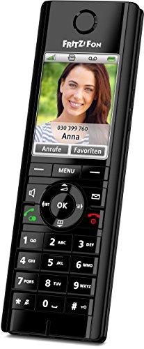 AVM FRITZ!Fon C5 DECT-Komforttelefon für FRITZ!Box (hochwertiges Farbdisplay, HD-Telefonie, Internet-/Komfortdienste, Steuerung FRITZ!Box-Funktionen) -