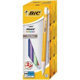 BIC Druckbleistift Matic Shimmers, Minenstärke 0, 5 mm -