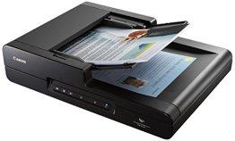 Canon DR-F120 Dokumenten-Scanner mit mit Duplex ADF (600dpi, CMOS CIS, USB 2.0) -