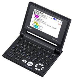 Casio EX-word EW-G570C Elektronisches Wörterbuch Deutsch, Englisch, Französisch, Spanisch, Latein -