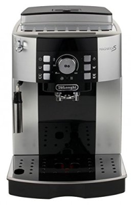 DeLonghi ECAM 21.116.SB Kaffeevollautomat Magnifica S (Dampfdüse) -