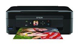 Epson Expression Home XP-332 Tintenstrahl Multifunktionsdrucker (Drucken, Scannen, Kopieren, 5.760 x 1.440 dpi, Wi-Fi, USB) schwarz -