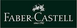 Faber-Castell 188351 - Lederetui Classic, für e-motion Druckbleistift oder Kugelschreiber, braun matt -
