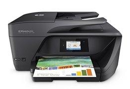 HP OfficeJet Pro 6960 Multifunktionsdrucker (Drucker, Scanner, Kopierer, Fax, HP Instant Ink, WLAN, LAN, HP ePrint, Apple Airprint, USB, 600 x 1200 dpi) schwarz -