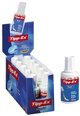 Korrekturflüssigkeit Rapid ws TIPP-EX 8119143 25ml -