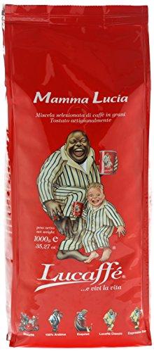 Lucaffè Mamma Lucia, Bohne, 1er Pack (1 x 1 kg) -
