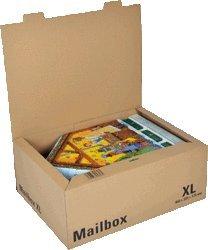 Mailbox Basic XL CP09805 braun -