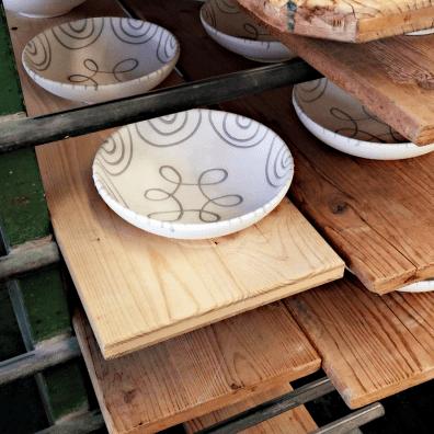 Gmundner Keramik Ofenwagen