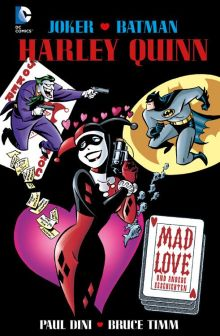 HARLEYQUINNMADLOVESOFTCOVER_Softcover_957