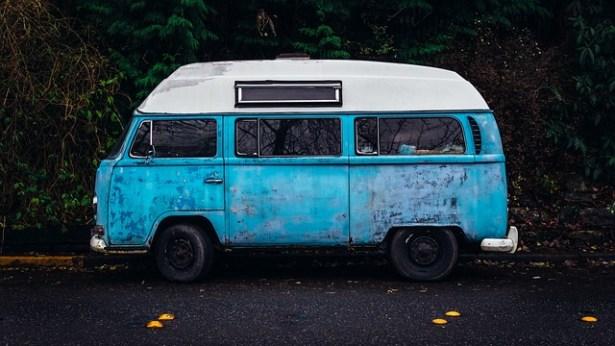 Hippie Bus Bart