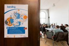 Los geht's mit dem Job-Speed-Dating von ClubE! Foto: ©Berliner Energieagentur, Dietmar Gust