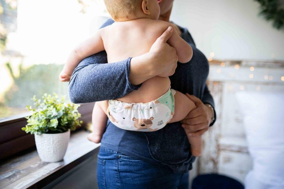 Waschbare Windeln: 11 Gründe, warum wiederverwendbare Windeln Sinn machen