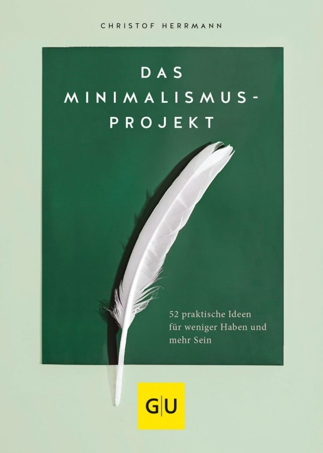 """""""Das Minimalismus-Projekt"""" von Christof Hermann"""