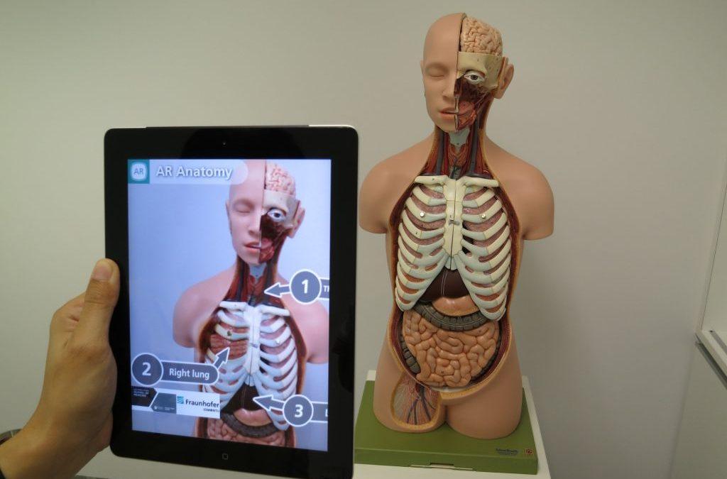 Augmented Reality – neue Visionen für die B2B Kommunikation