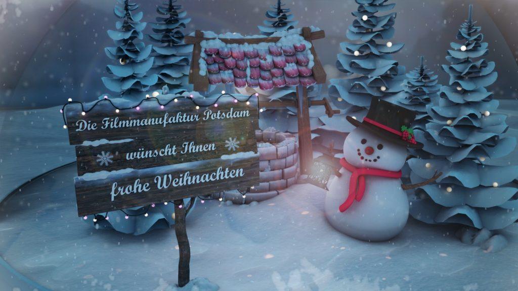 Adventsgeschichte, 4. Teil: Arthur & der Weihnachtstaumel
