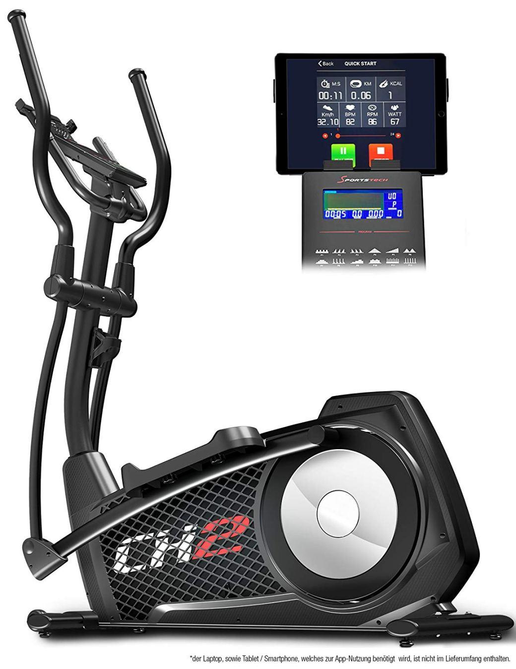 crosstrainer sportstech cx2