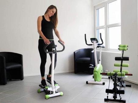 Fitness stepper sport