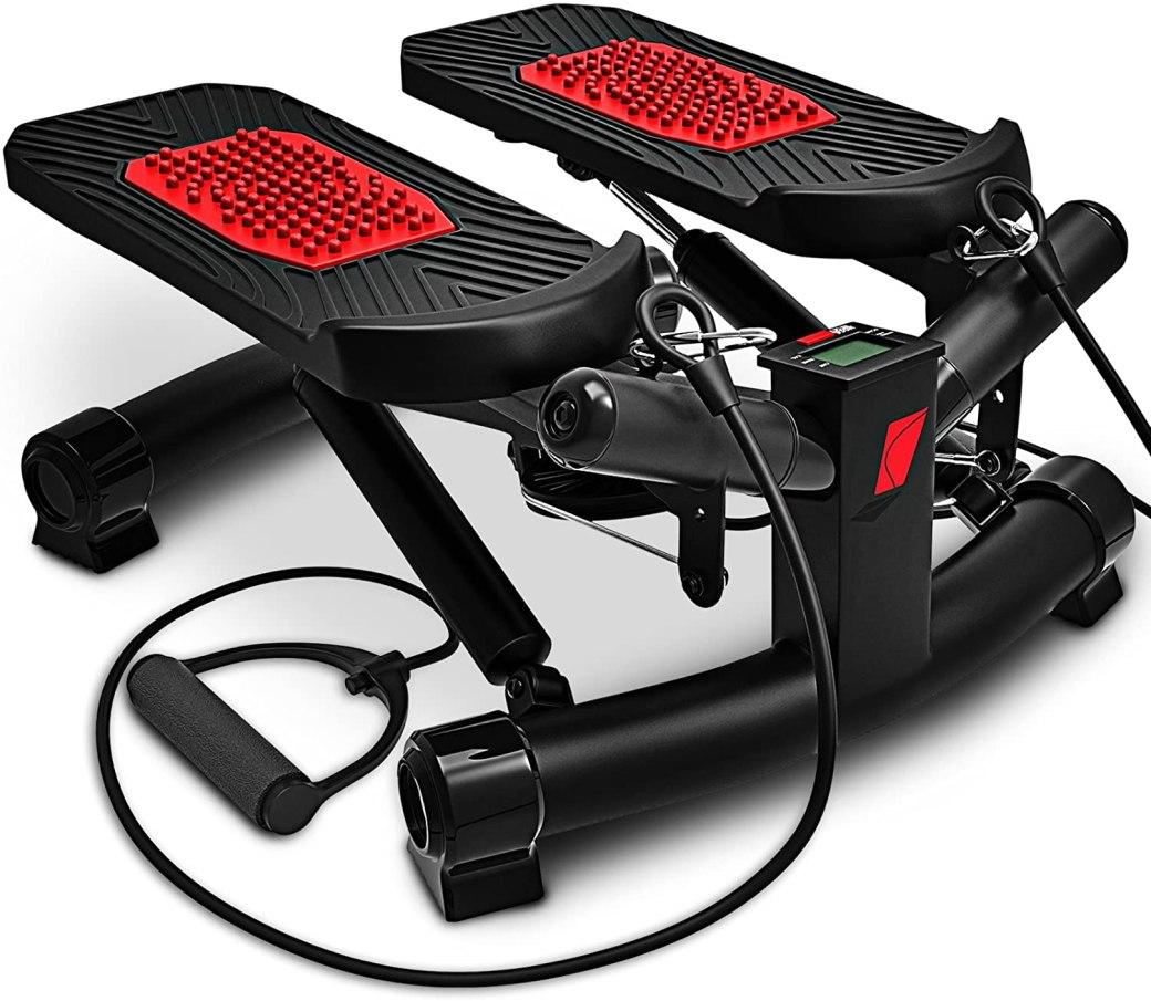 Sportstech Twister Stepper + Power Ropes