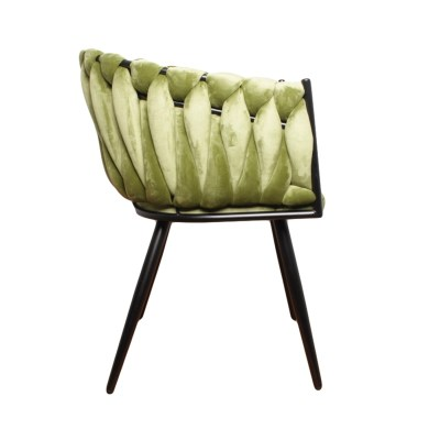 Wave Chair Olive Green – Pole to Pole1