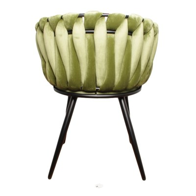 Wave Chair Olive Green – Pole to Pole2