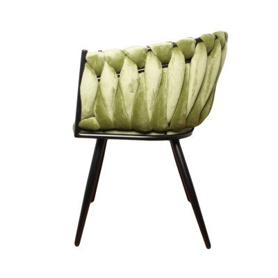 Wave Chair Olive Green – Pole to Pole3