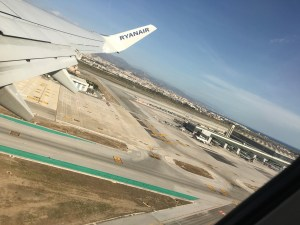 Goodbye Malaga