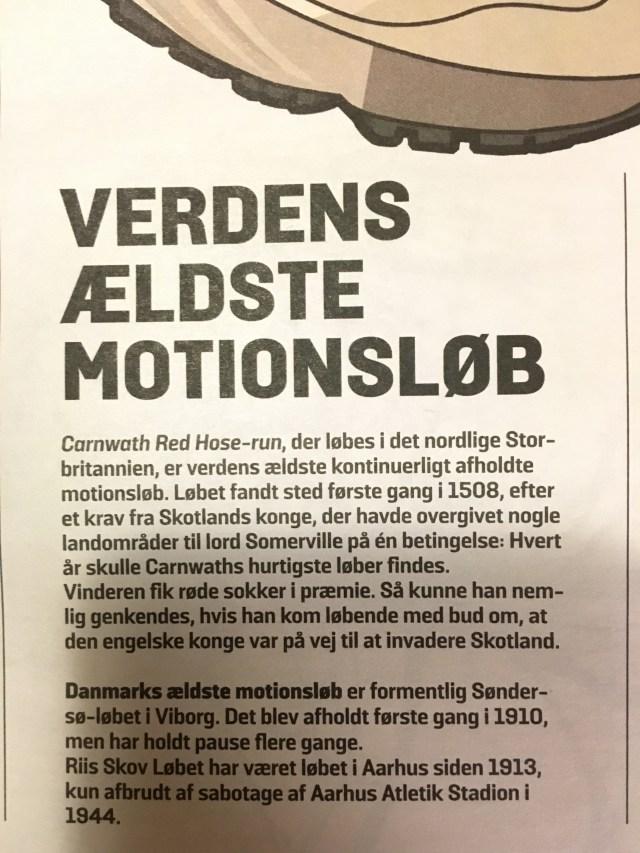 Ha! Jeg har løbet det i Viborg! Badass me!