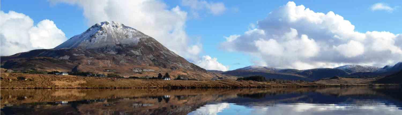 Autumn Breaks in Donegal - Harvey's Point