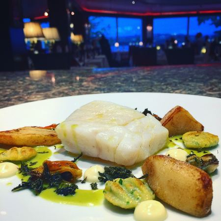 Cod - Confit Cod, Mussel, Seaweed, Parsley Root, Gnocchi
