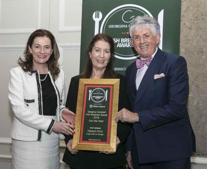 Georgina Campbell Irish Breakfast Awards